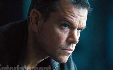 Jason Bourne odkrýva svoje zbrane a nebezpečné kúsky v nových záberoch z filmu
