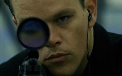 Jason Bourne se vrací - Matt Damon potvrdil pokračování v roce 2016