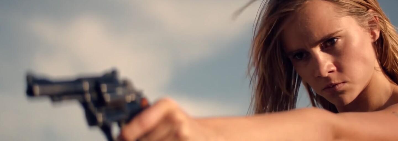 Jason Momoa a Keanu Reeves šéfujú v dystopickom horore gangu drsných kanibalov. Dokáže sa im krásna mladá žena ubrániť?