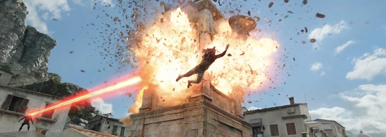 Jason Momoa, ale aj Chris Pratt majú svojich kaskadérskych dvojníkov, vďaka ktorým nás ohurujú na striebornom plátne