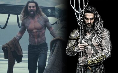 Jason Momoa trvdo trénuje na rolu Aquamana. Sľubuje podmorský svet, aký sme ešte nikdy nevideli