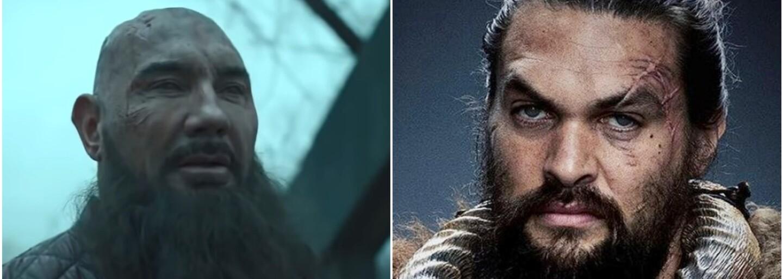Jason Momoa versus Dave Bautista. Druhá série seriálu See od Apple ukazuje akční trailer s nevidomými válečníky