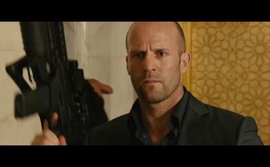Jason Statham se v dalším pokračování Fast and Furious opět vrátí jako Deckard Shaw