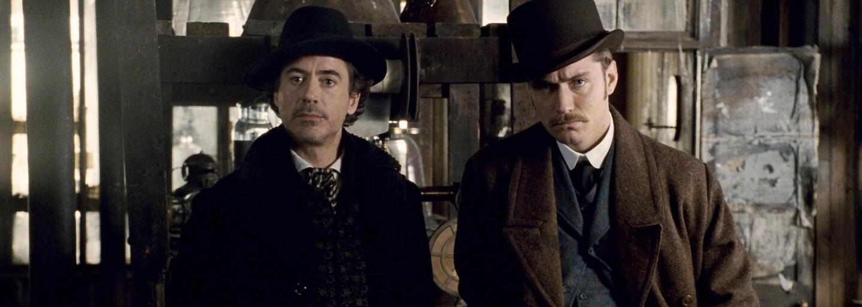 Jay s mlčanlivým Bobom už točia ďalší film a na tretieho Sherlocka Holmesa si počkáme o rok viac