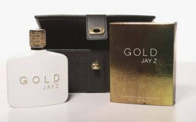 Jay Z s vlastnou vôňou pre pánov Gold