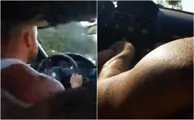 Jazdil ako blázon a kamaráti si ho natáčali. Zabil tehotnú ženu, dieťa a dôchodkyňu, on prežil