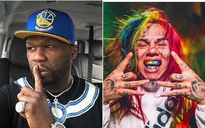 Je 50 Cent otcem 6ix9ine?