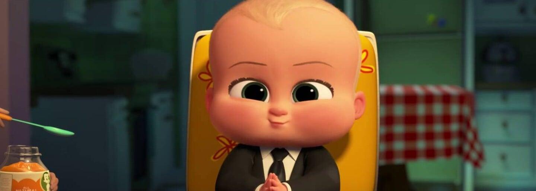 Je animák Baby šéf stvorený pre najmenších, alebo sa za zábavou v kinách môžu vydať aj dospelí? (Recenzia)