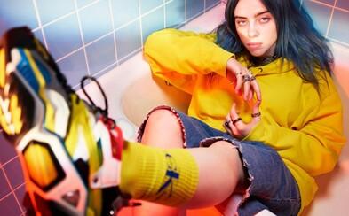 Je Billie Eilish jen figurkou módních stylistů, nebo má svůj vlastní styl?