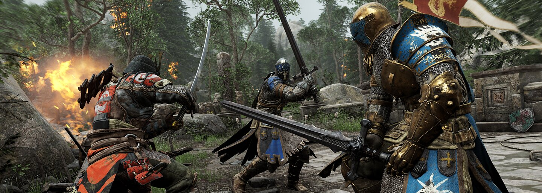Je brutální mlátička For Honor novým králem mezi týmovými akcemi, nebo budete z bojiště odcházet zklamaní? (Recenze)