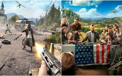 Je Far Cry 5 najlepším dielom série? Jedna z najočakávanejších hier roka je konečne tu (Recenzia)