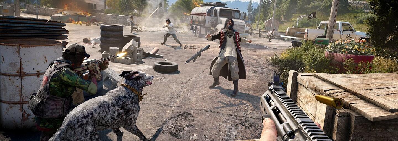 Je Far Cry 5 nejlepším dílem celé série? Jedna z nejočekávanějších her roku je konečně tady (Recenze)