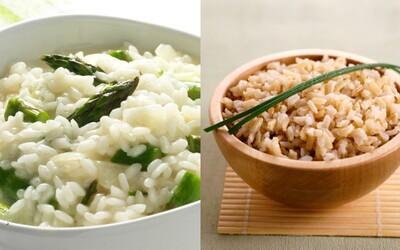 Je hnedá ryža lepšia ako biela, je to opačne, alebo aká je vlastne pravda?