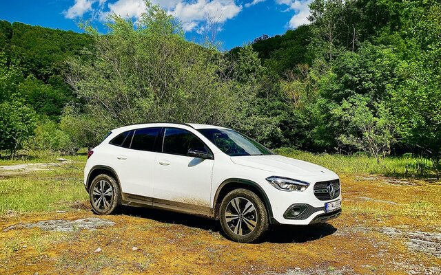 Je kompaktné, praktické a úsporné. Oplatí sa však najmenšie SUV od Mercedesu?