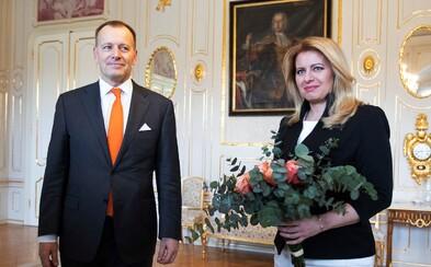 Je krásna žena, povedal Boris Kollár o prezidentke Zuzane Čaputovej. Svojej povesti neostal nič dlžný