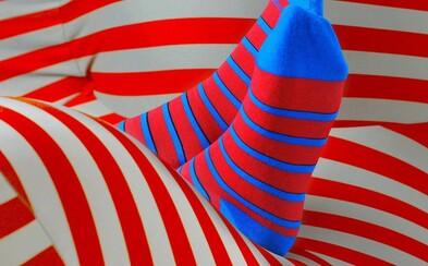 Je libo ponožky pro pravé gentlemany s pohádkovým konceptem? Klub Pánů z Ponožkovic přinesl americký trend do Čech