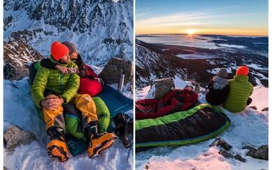 Je niečo krajšie, ako romantické rande v slovenských horách? Simon s priateľkou sa na našej prírode stali závislými už dávno