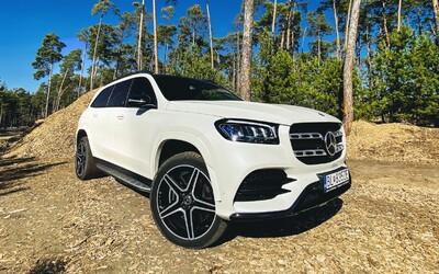 Je nový Mercedes-Benz GLS králem největších luxusních SUV? Zjišťovali jsme v podrobném testu