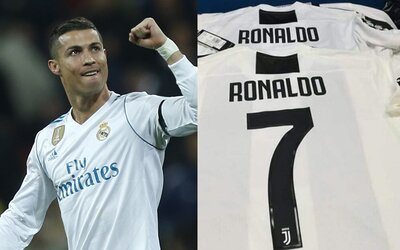 Je to oficiálne! Cristiano Ronaldo prestupuje do Juventusu Turín