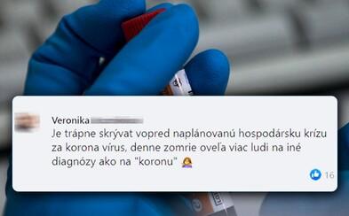 Je to podvod tisícročia, koronavírus ani neexistuje. Slováci veria konšpiračným teóriám a Covid-19 ich netrápi