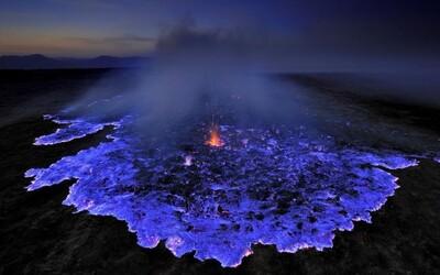 Je toto tá najkrajšia erupcia sopky na svete?