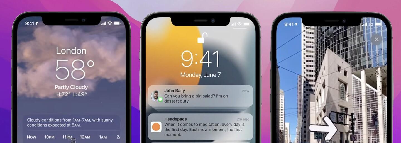 Je tu nový iOS 15, watchOS 8 a macOS Monterey. Apple ohlásil jednu z najväčších revolúcií v histórii iPhonov a Macov