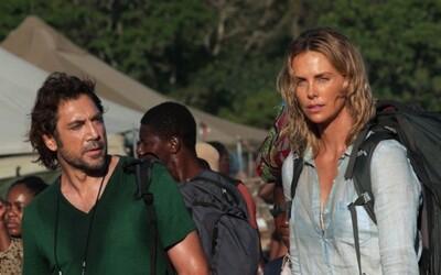 Jean Reno, Charlize Theron a Javier Bardem zachraňujú svet v drsnom filme od Seana Penna