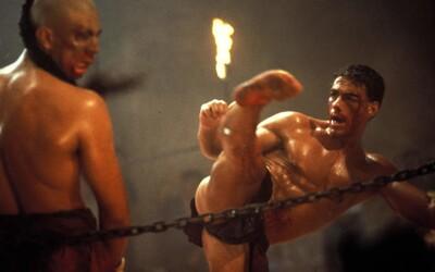 Jean-Claude Van Damme a Dave Bautista ako Kickboxeri na prvých obrázkoch remaku klasiky