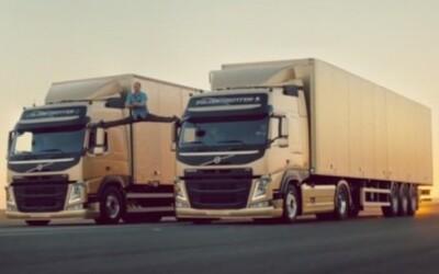 Jean-Claude Van Damme v ďalšej vydarenej reklame na Volvo Trucks