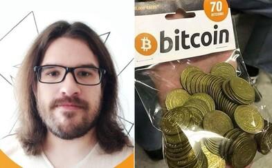 Jeden Bitcoin za 500-tisíc dolárov? Možné to je, ale stále sa hráme v malom rybníčku, hovorí expert na kryptomeny (Rozhovor)