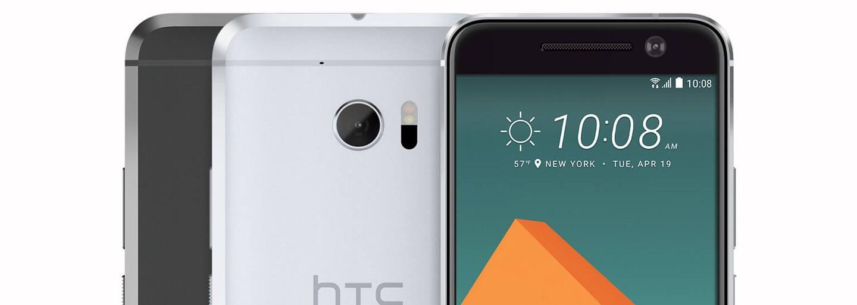 Jeden z najlepších foťákov a aj rýchle nabíjanie. High-end smartfón HTC 10 ťa nesklame za žiadnych okolností