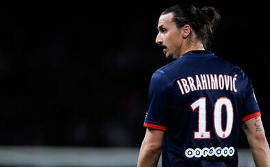 Jeden z prestupov leta je na spadnutie. Zlatan Ibrahimovic posilní Manchester United ešte pred európskym šampionátom!