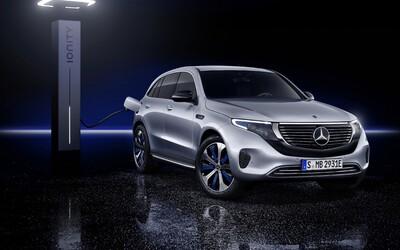 Jeden z prvých prémiových elektromobilov je na svete. Nové EQC má 408 koní a dojazd 450 km