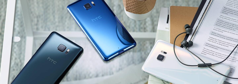 Jeden z top high-end smartfónov prichádza na Slovensko. HTC U Ultra ponúka dva displeje a prémiovú konštrukciu