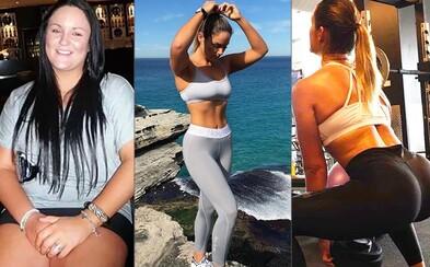 Jediná věta od bývalého nastartovala její proměnu, při které zhubla 65 kilogramů. Z Hayley je nová žena a nyní svému ex děkuje