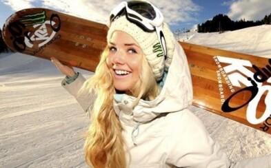 Jediné dievča na planéte, kvôli ktorej sa oplatí vymeniť lyže za dosku!