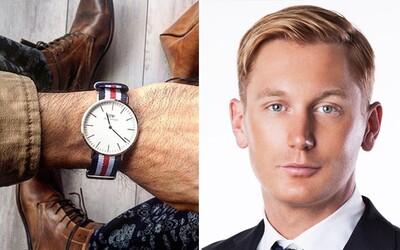 Jediné stretnutie, ktoré odštartovalo príbeh miliónovej značky hodiniek. Švéd Filip vďaka nemu žije v najdrahšom apartmáne v Štokholme