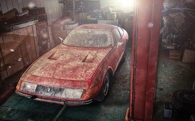 Jediný exemplář vzácného ztraceného Ferrari se po 40 letech našel v Japonsku. V aukci se bude prodávat za 40 milionů korun