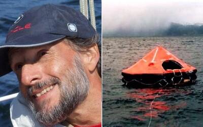 Jedl jen ptáky, syrové ryby a sám si vyráběl pitnou vodu. Steven se 76 dní beznadějně plavil na záchranném člunu, než konečně našel záchranu