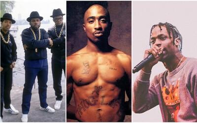 Jedna minuta ilustračně zachycuje vývoj hip hopu od 80. let až po dnešek. Probíhal vývoj oblíbeného žánru takto?