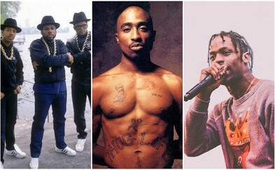Jedna minúta ilustračne zachytáva vývoj hip-hopu od 80. rokov až po dnešok. Prebiehal vývoj obľúbeného žánru takto?