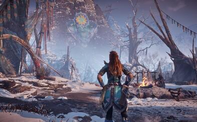 Jedna z najlepších hier tohto roka sa dočkala príbehového rozšírenia. Privítajte zamrznuté prostredie v Horizon: Frozen Wilds (Recenzia)