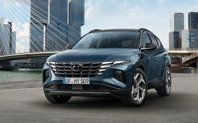Jedno z najúspešnejších SUV na trhu vsadilo na veľmi odvážny dizajn. Toto je nový Hyundai Tucson