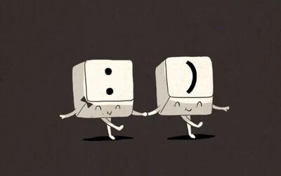 Jednoduché, ale premyslené ilustrácie, vám vyčaria úsmev na tvári #4