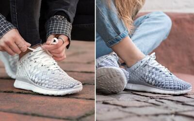 Jednoduché, no pritom prepracované tenisky Nike Inneva Woven pre dámy