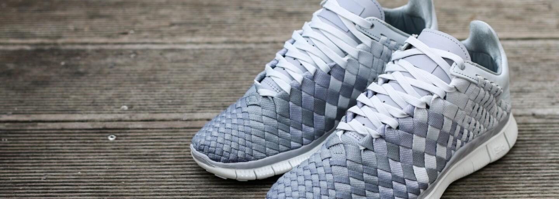 Jednoduché, ale přitom propracované tenisky Nike Inneva Woven pro dámy
