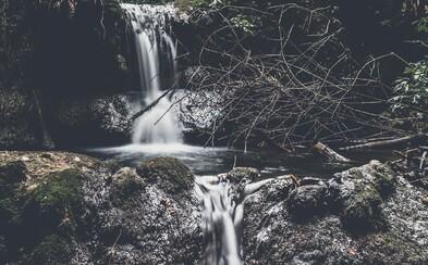 Jednoduchý prístup a chránená príroda. Hájske vodopády neďaleko Košíc ťa očaria svojou krásou