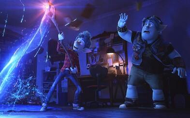 Jednorožci vyjedajú elfom odpadky a draci sú ich domáce zvieratká. Pixar prichádza s ďalším animovaným hitom
