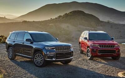 Jeep představil 5. generaci Grand Cherokee. Jako první nabízí prodlouženou a ještě luxusnější verzi