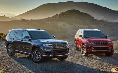 Jeep predstavil 5. generáciu Grand Cherokee. Ako prvú ponúka predĺženú a ešte luxusnejšiu verziu